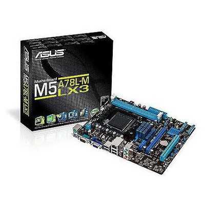 Asus M5A78L-M LX3 Anakart