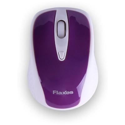 Flaxes FLX-909wm Kablosuz Mouse - Mor
