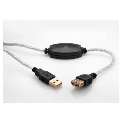 S-Link SL-350A 5 Metre Usb 2.0 Uzatma 0su USB Kablolar
