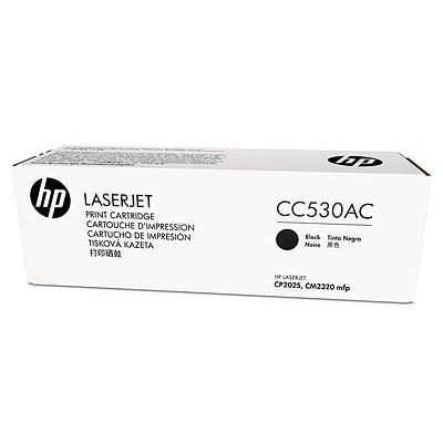 HP 304A CC530AC Siyah Toner