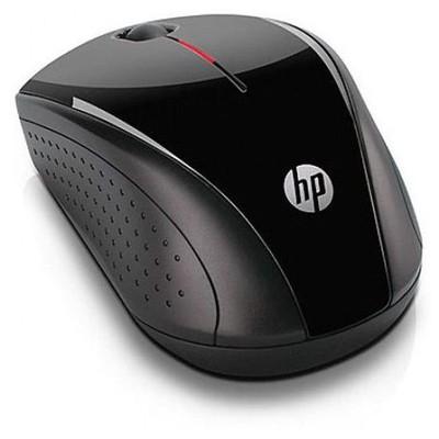 HP X3000 Kablosuz Mouse - Siyah (H2C22AA)