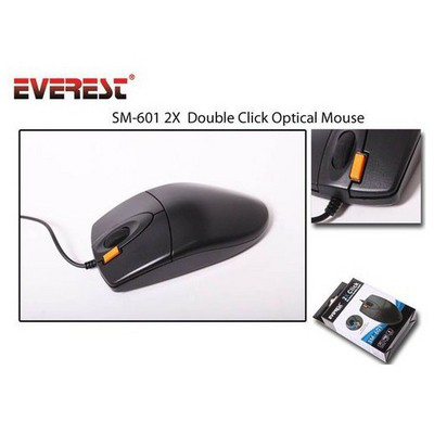 Everest Sm-601 Usb Siyah Optik Mouse
