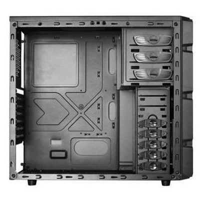 Cooler Master K350 600w Mid Tower Kasa (RC-K350-KWA600)