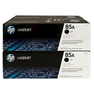 HP 85A CE285AD 2'li Toner