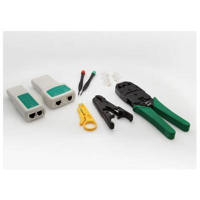 S-Link Sl-825w Rj-45/rj-12/rj-11 Uyumlu Üçlü Pense Tester Ve Sıyırıcı Ağ / Modem Aksesuarı