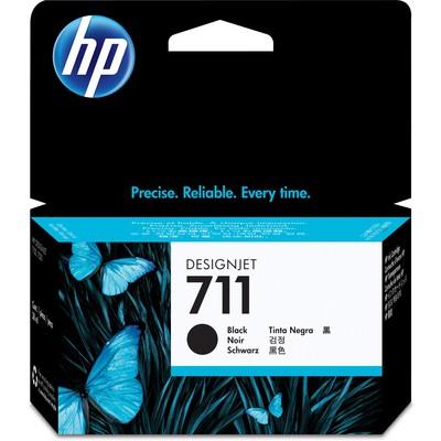 HP 711 Siyah Kartuş CZ129A