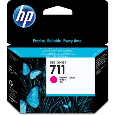 HP 711 Kırmızı Kartuş CZ131A