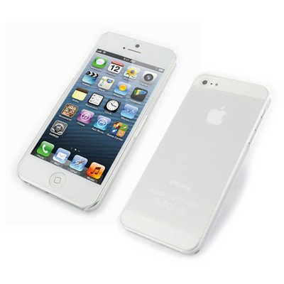 Microsonic Iphone 5 & 5s Ultra Thin 0.2mm Kılıf Beyaz Cep Telefonu Kılıfı