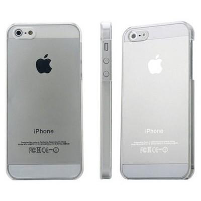 Microsonic Iphone 5 5s Transparant Şeffaf Kristal Kılıf Cep Telefonu Kılıfı