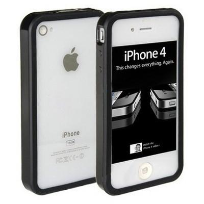 Microsonic Bumper Soft Kılıf - Iphone 4 Cep Telefonu Kılıfı