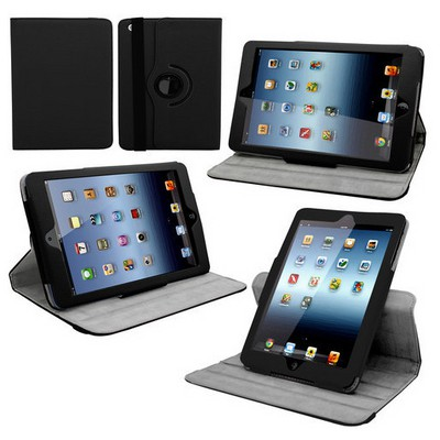 Microsonic 360 Rotating Stand Deri Kılıf Ipad Mini Tablet Kılıfı