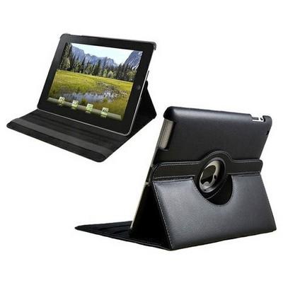 Microsonic 360 Rotating Stand Deri Kılıf Ipad2 Tablet Standı