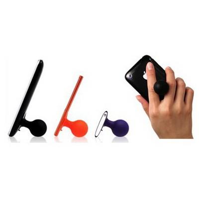 Microsonic Ball Istand - Cep Tel- Iphone- Pda Mini Standı Cep Telefonu Kılıfı