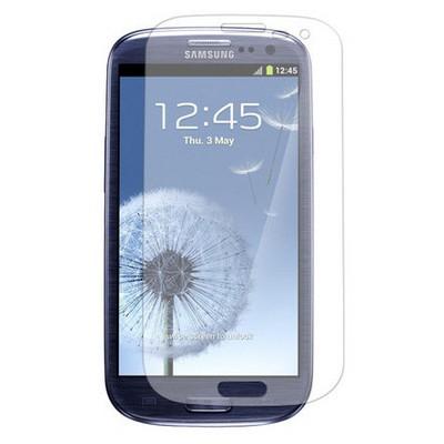 Microsonic Ekran Koruyucu Şeffaf Film - Samsung Galaxy I9300 S3 Ekran Koruyucu Film