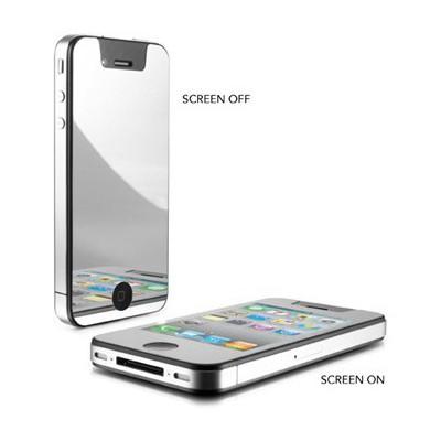 Microsonic Ekran Koruyucu Ayna Film - Iphone 4 Ekran Koruyucu Film