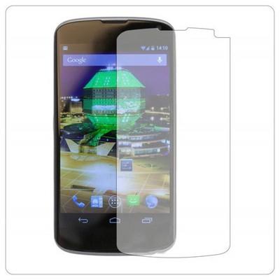 Microsonic Ultra Şeffaf  - Lg Nexus 4 E960 Ekran Koruyucu Film