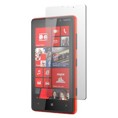 Microsonic Ultra Şeffaf  - Nokia Lumia 820 Ekran Koruyucu Film