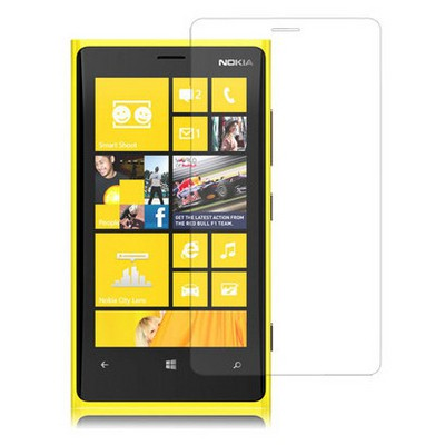 Microsonic Ekran Koruyucu Şeffaf Film Nokia Lumia 920 Ekran Koruyucu Film