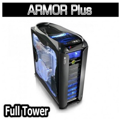 Thermaltake Armor+ Full Tower Kasa (VH6000BWS)