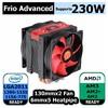 FRİO ADVANCED CPU SOĞUTUCUSU İNTEL LGA2011/1366/11