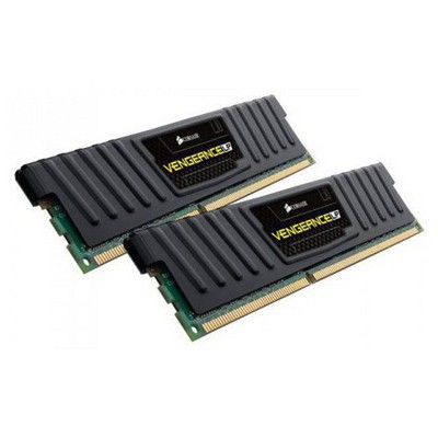 Corsair VENGEANCE Low Profile BC-CML8GX3M2A1600C9 DDR3-1600Mhz CL9 8GB (2x4GB) DUAL (9-9-9-24) RAM