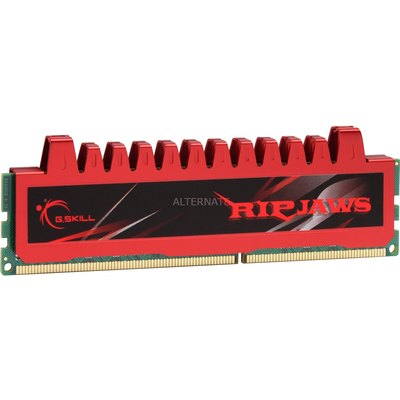 G.Skill Ripjaws Ddr3-1600mhz Cl9 4gb (9-9-9-24) 1.5v RAM