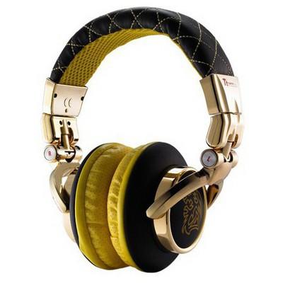 Thermaltake HT-DRS007OEBL Thermaltake DRACCO SIGNATURE Siyah Profesyonel Müzik Kulaklığı Kafa Bantlı Kulaklık