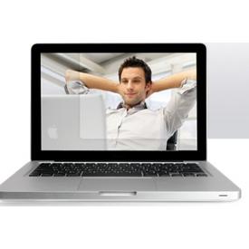 """Luxa2 15"""" Mac Book Pro Mat Ekran Koruyusucu Bileşen Aksesuarı"""