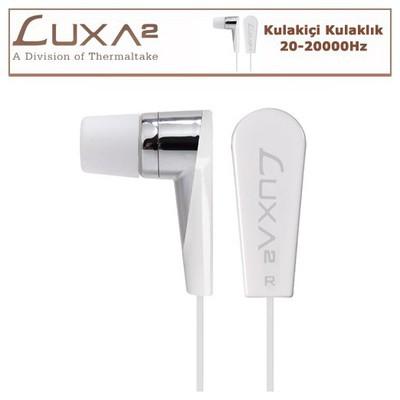 Luxa2 LHA0010-B F2 Kulak İçi Kulaklık - Beyaz