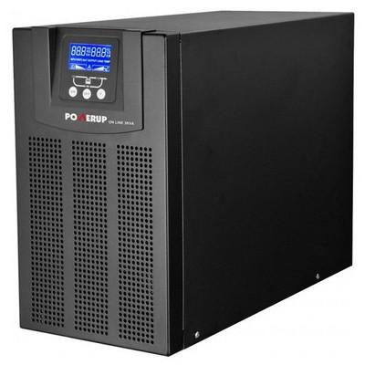 Powerup Ups-pot-1203 3 Kva Pro Serisi Onlıne Lcd Ups Kesintisiz Güç Kaynağı