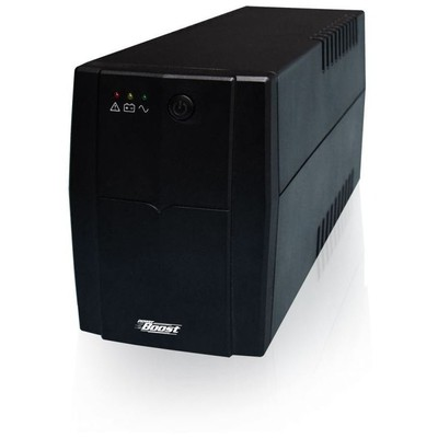 Boost Ups-b1000va-01 Power B-1000va (led) Line Int. Rs232c+rj11 Ups