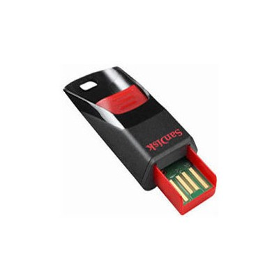 Sandisk 8gb Usb Cruzer Edge Sdcz51-008g-b35 USB Bellek