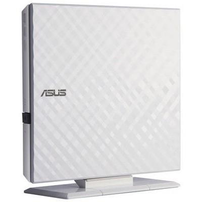 Asus DVDRW SLIM Beyaz USB SDRW-08D2S-U/WHITE Optik Sürücü