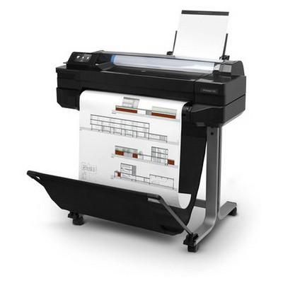 """HP CQ890A DesignJet T520 A1 (24"""") Çizici"""