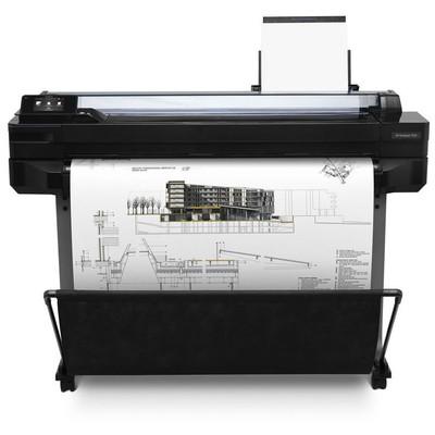 HP CQ893A DESIGNJET T520 36INCH GENİŞ FORMat E-Yazıcı Çizici