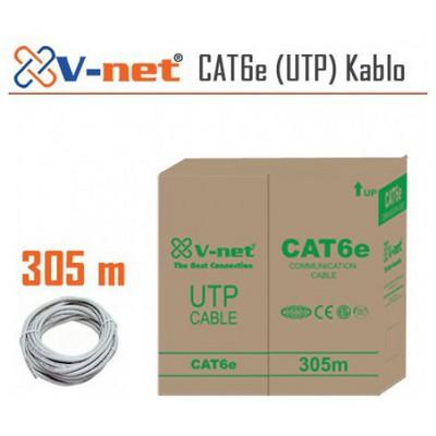 V-net Cat6e (utp) Kablo 305mt Network Kablosu