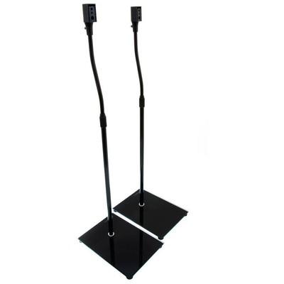 Ultimate Spg-100-b-005 5+1 Ses Sistemleriiçin Camlı Ayarlanabilir Hop. Ayağı Televizyon Aksesuarı