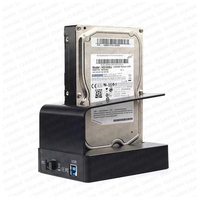 "Dark DK-AC-DSD10 StoreX.D10 3.5""/2.5"" SATA I/II/III Destekli USB 3.0 Disk İstasyonu Harici Disk Kutusu"