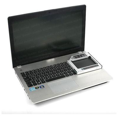 "Dark Dk-ac-dsosd Storex Xtray Notebook Slim Optik Sürücü (odd) Yuva Uyumlu 2.5""hd Kutusu Harici Disk Kutusu"