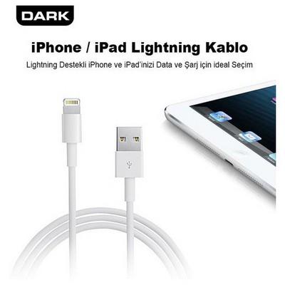 Dark Dk-ac-ıpcbl100lt Ipad/ipad Mini,iphone 5