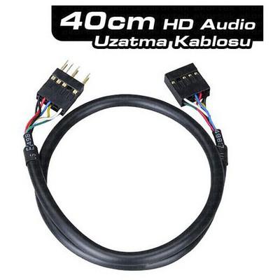 Akasa (ak-exaudı-40), Hd Ses Uzatma Kablosu Kasa İçi Kablolar