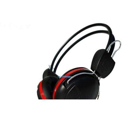 Frisby FHP-235 Mikrofonlu Kulaklık Siyah-Kırmızı Kafa Bantlı Kulaklık