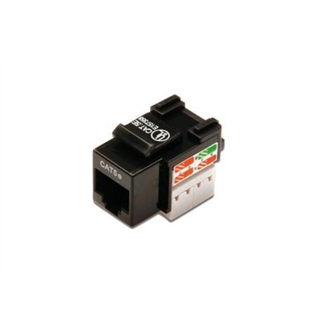 Digitus Dn-93501 Cat5e Keystone Jack Siyah Renk Rj-45 Network Kablosu