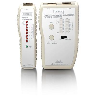Digitus DN-14001 Network Kablosu Test Cihazı