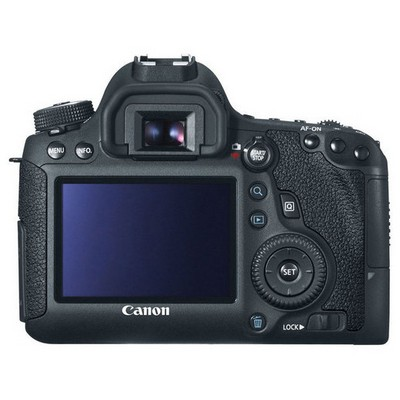 "Canon Eos 6D 20.2 Mp Cmos 24-105 Mm DIGIC 5+ 3.2"" Lcd Full Hd Dijital Slr Fotoğraf Makinesi"