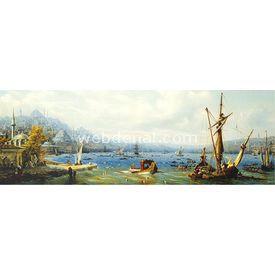 Anatolian 1000 Parça  Boğazdaki Gemiler Puzzle