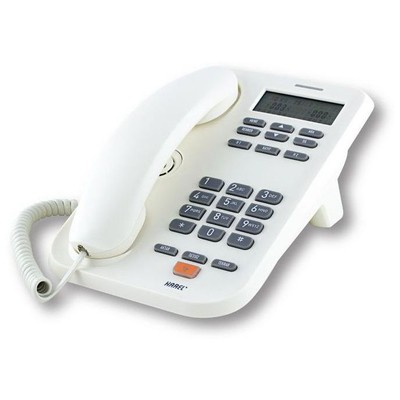 Karel NT11A Masaüstü Telefon - Beyaz
