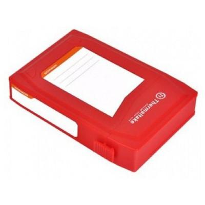 """Thermaltake ST0034Z HARMOR 3.5"""" Kırmızı HDD koruyucu kutu Harici Disk Kutusu"""