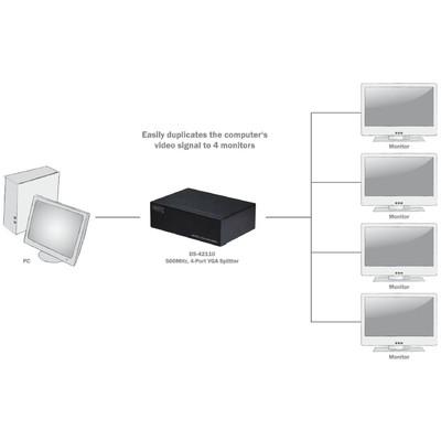 Digitus DS-42110 Adaptör / Dönüştürücü