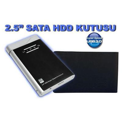 Hiper Hd-2025 2,5 Usb 2.0 Sata Disk Kutusu Harici Disk Kutusu